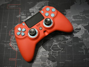 Elite-Gaming-SCUF-Impact-Red-and-Blue