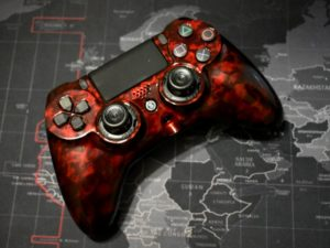 Elite-gaming-Red Reaper - Front